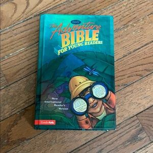 The Adventure Bible for Young Readers